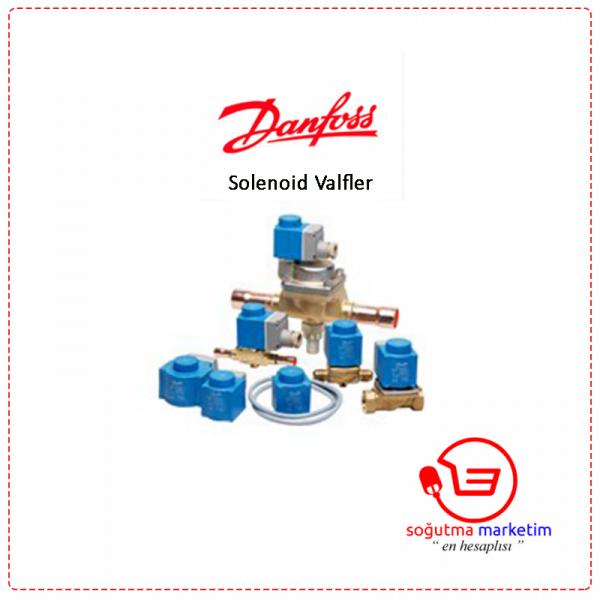 Danfoss Solenoid Valfler