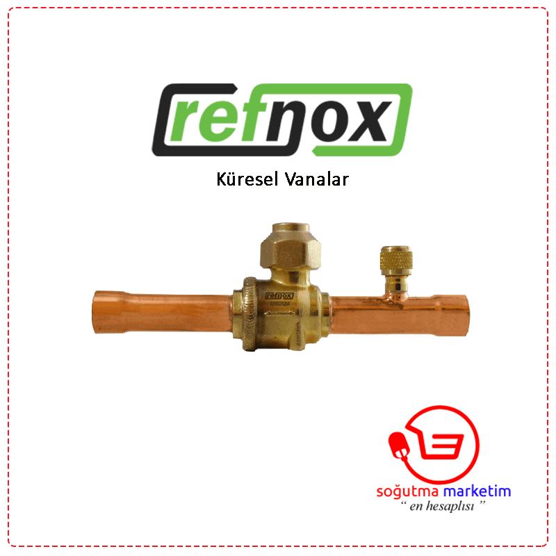 soğutma marketim-refnox-küresel-vanalar