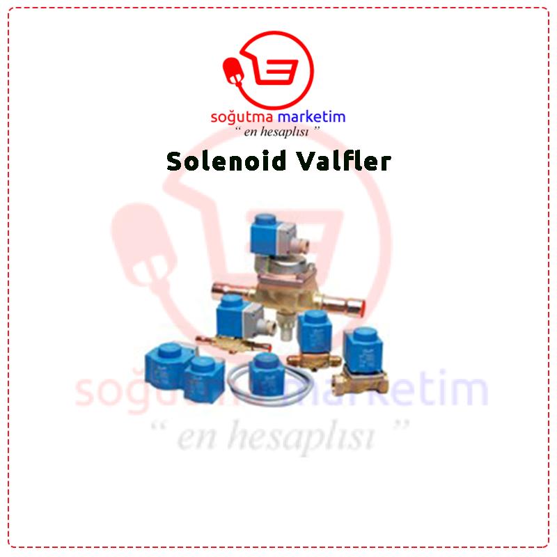 Solenoid Valfler