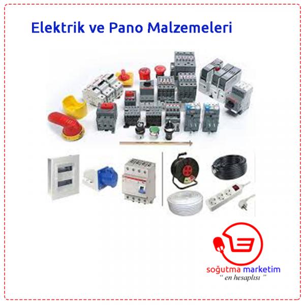 Elektrik ve Pano Malzemeleri