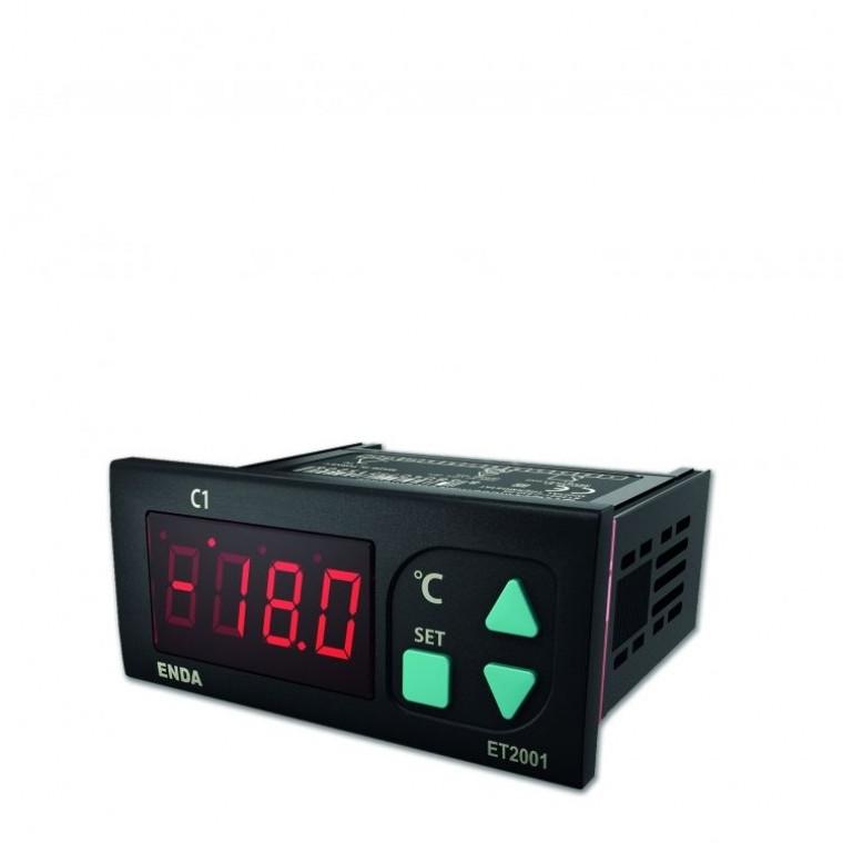 sıcaklık kontrol- dijital seri ET 2001