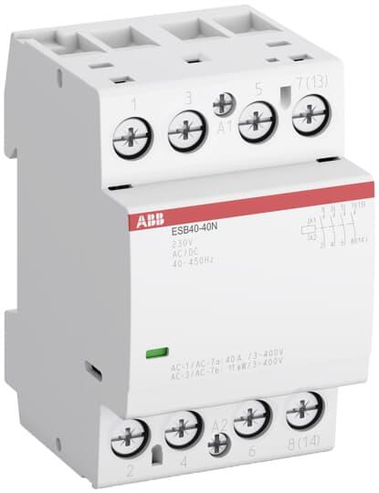 ABB - 1SAE341111R0622 Tesisat Kontaktörü ESB40-22N 40A