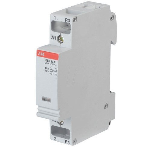 ABB - 1SBE121111R0611 Tesisat Kontaktörü ESB20-11N 20A
