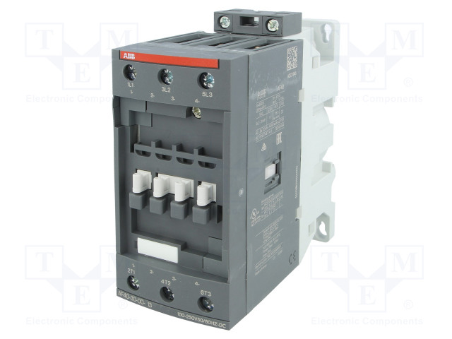 ABB - 1SBL347201R1300 Kontaktör AF40-40-00 4x70A