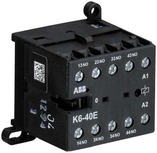 ABB - GJL1211001R8010 Mini Kontaktör 220-240V 40-450Hz