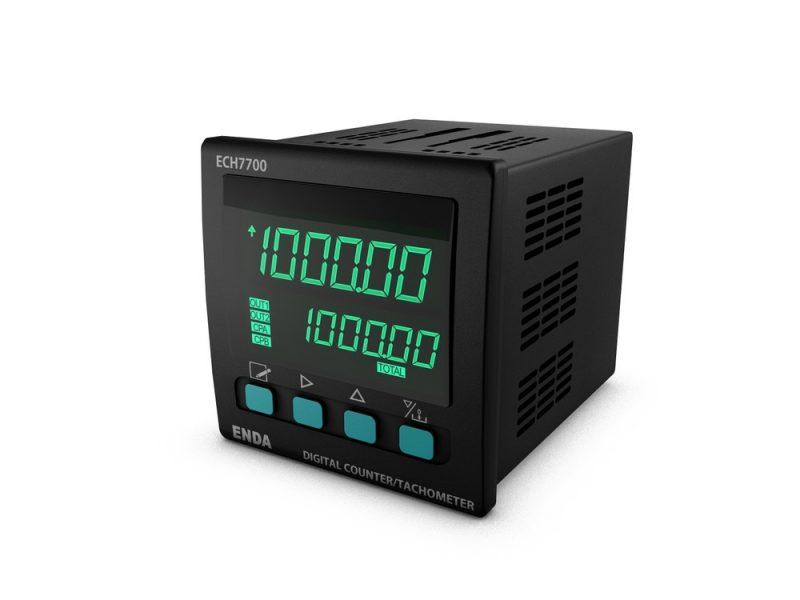 ENDA ECH7700 Dijital Sayıcı ve Takometre