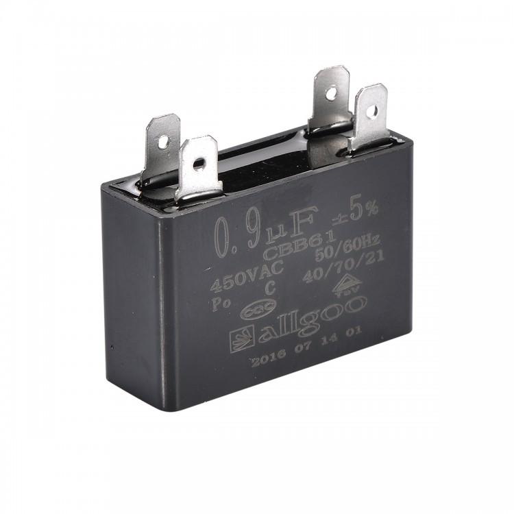 Kare Kondansatör 0.9 µF 450 VAC - 50_60 Hz