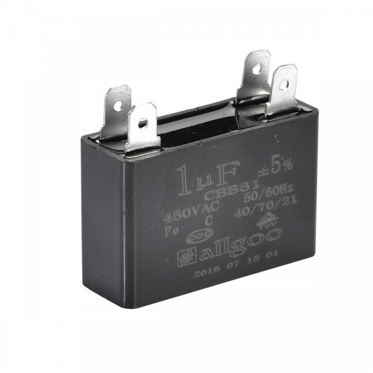 Kare Kondansatör 1 µF 450 VAC - 50_60 Hz