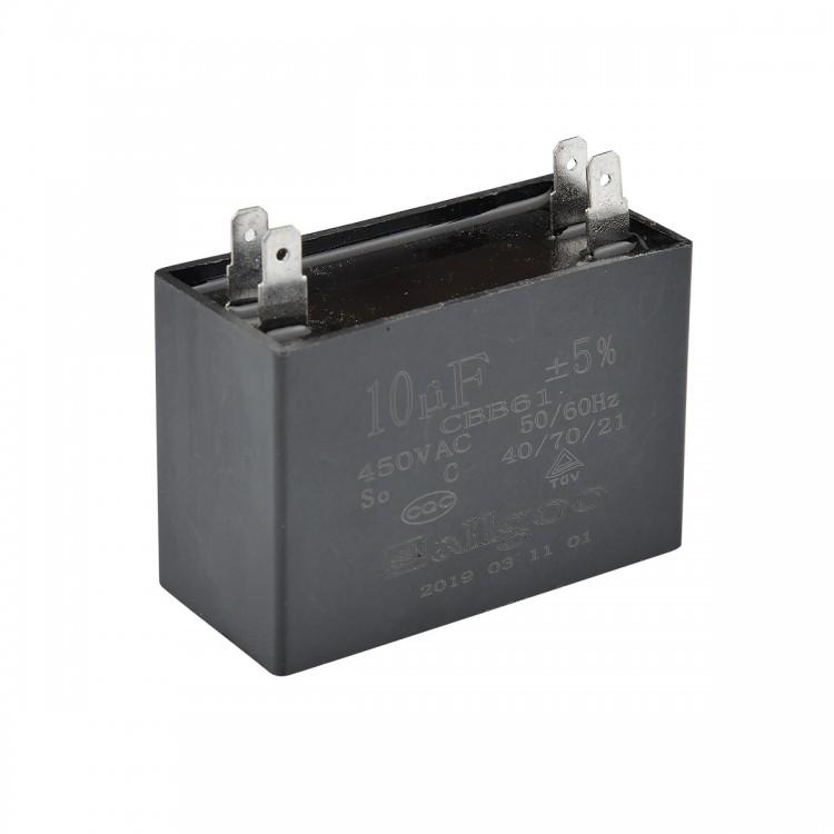 Kare Kondansatör 10 µF 450 VAC - 50-60 Hz