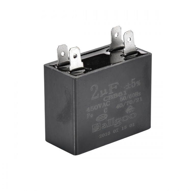Kare Kondansatör 2 µF 450 VAC - 50-60 Hz