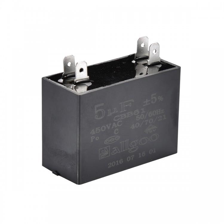 Kare Kondansatör 5 µF 450 VAC - 50-60 Hz