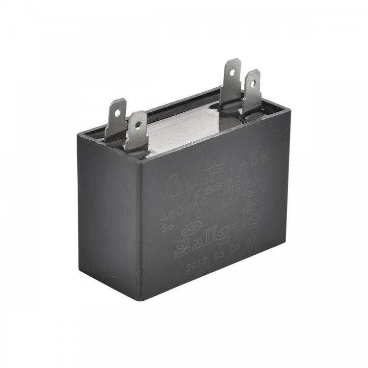 Kare Kondansatör 6 µF 450 VAC - 50-60 Hz