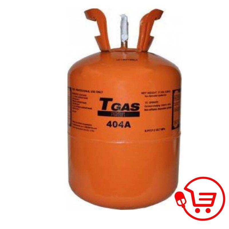 R404a-T-Gas