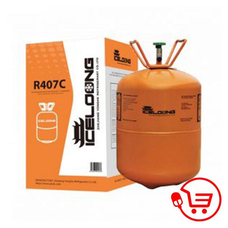 R407c-iceloong-orijinal-gaz