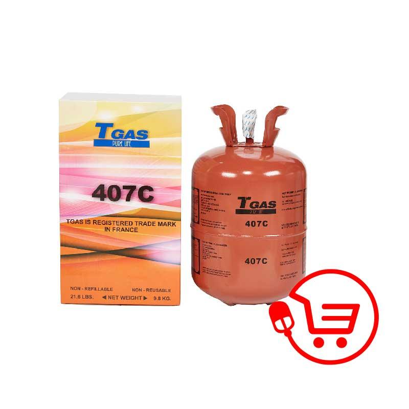R407c Sogutucu Gaz T_Gas