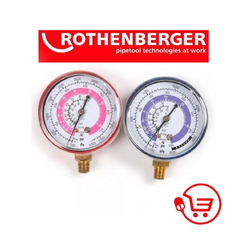 Rothenberger_Yuksek_Basinc_Saati_68mm_R22-R134A-R404A-R410A
