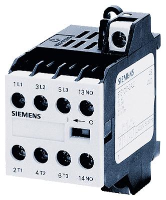SIEMENS - 3TG1001-0AC2 Mini Kontaktör 8.4A 24V AC 4kW