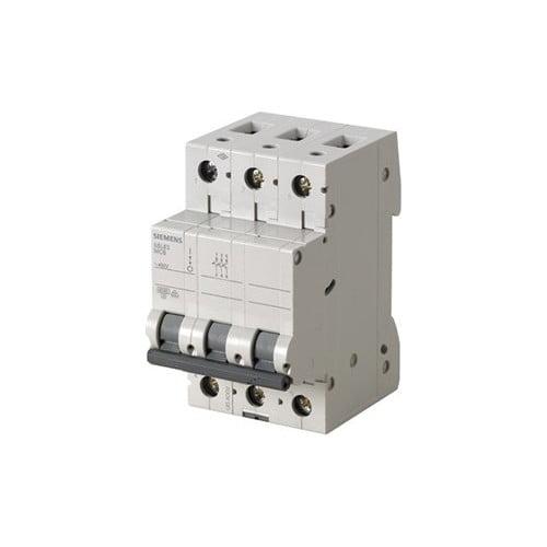 Siemens-Otomatik-Sigorta-3Faz-Klasik-Seri