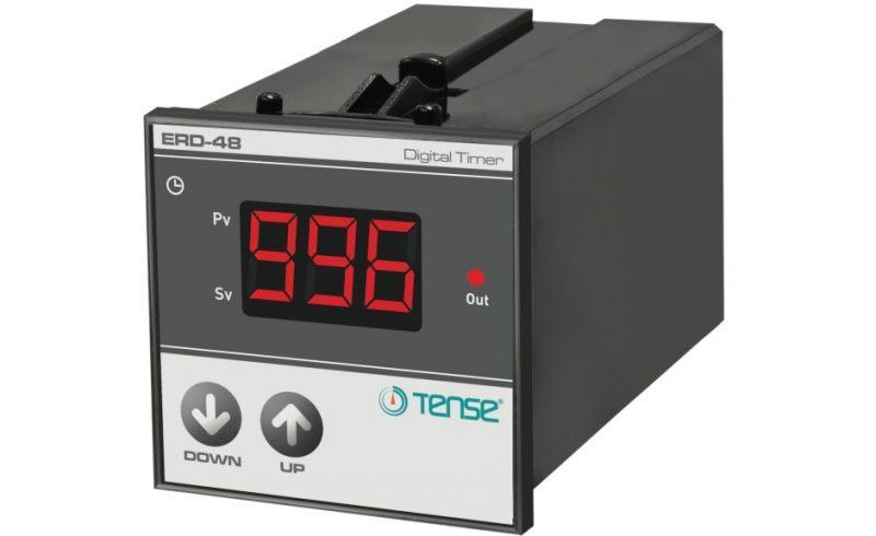 TENSE - Dijital Zaman Rölesi 48x48 ERD-48