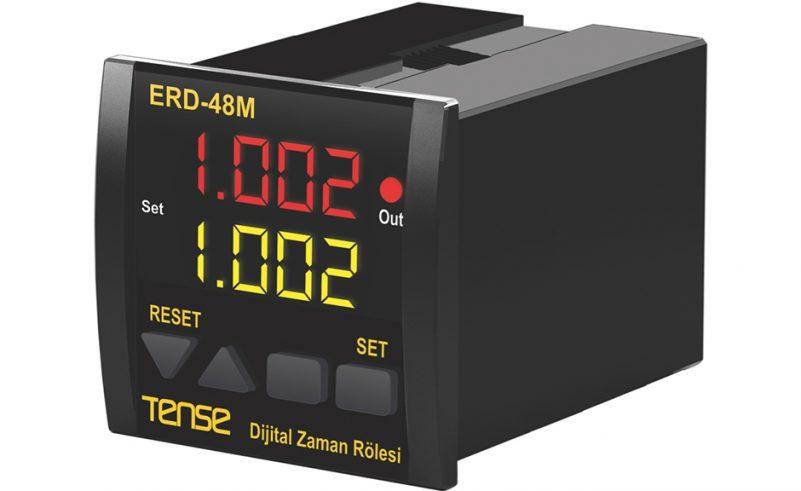 TENSE - Dijital Zaman Rölesi 48x48 ERD-48M