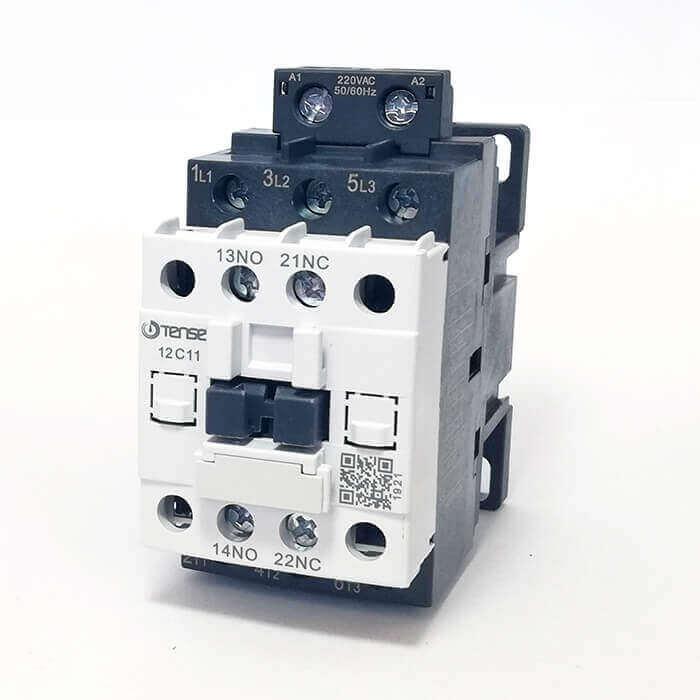 UEC1-12C11M7 12A 1NO+1NC Kontaklı Güç Kontaktörü TENSE