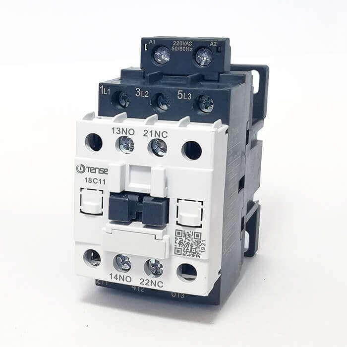 UEC1-18C11M7 18A 1NO+1NC Kontaklı Güç Kontaktörü TENSE