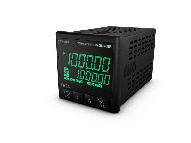 Enda ECH4400 230VAC – Dijital Sayıcı ve Takometre